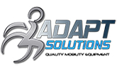 Adapt Solutions Logo | Independent Mobility Systems