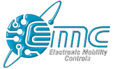 Electronic Mobility Controls Logo | Electronic Driving Controls