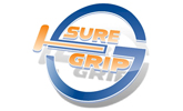 Sure Grip Logo | Sure Grip Hand Controls, Steering Wheel Attachments, Left Foot Accelerators & Guards, Lock Out Systems