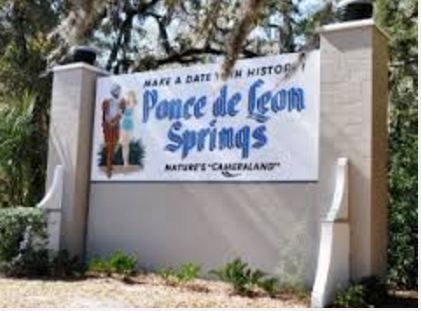 deleon springs black personals Ponce de leon hot springs is a 14 mile moderately trafficked out and back trail located near ranchos de taos, new mexico that features hot springs.