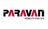 Paravan Logo | Electronic Wheelchairs, Wheelchair Accessible Vans, Lifts and other mobility solutions