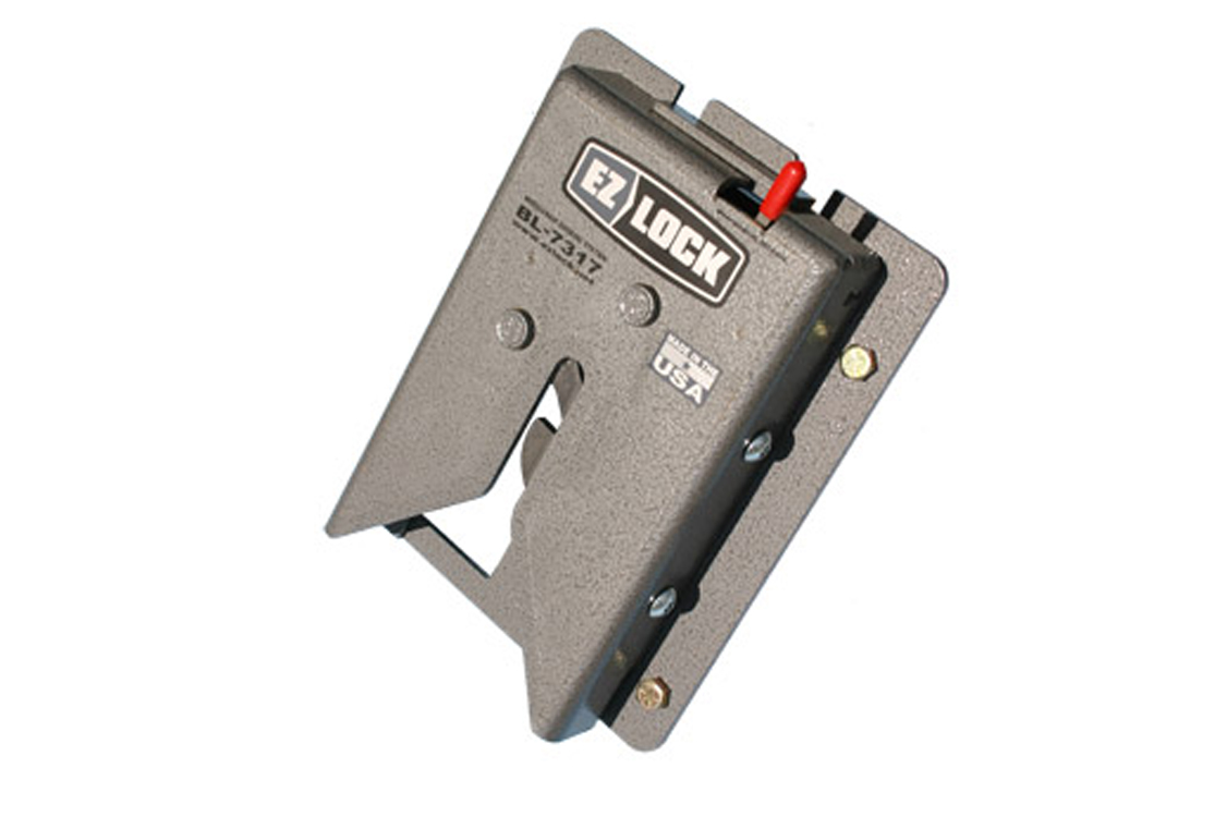 EZ Lock Restraint Systems