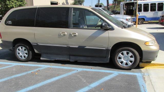 1999 dodge grand caravan le wheelchair accessible vans for sale 2008 Dodge Grand Caravan SE condition, used