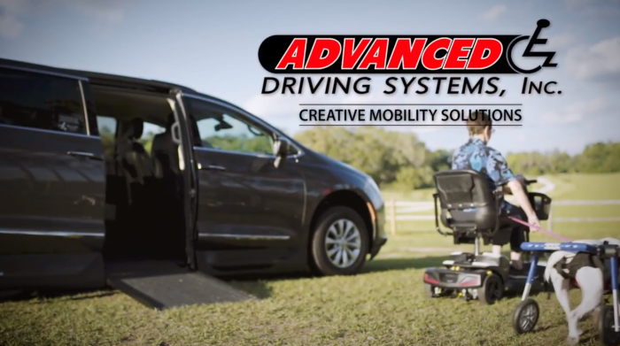 online store 5e849 8fd14 ADS Wheelchair Vans Commercials